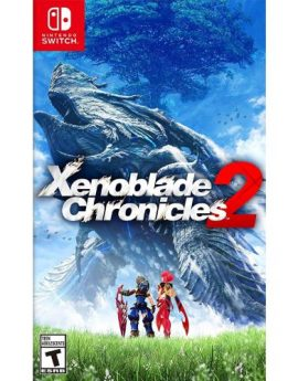 Nintendo Switch Game Xenoblade Chronicles 2