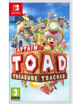 Nintendo Switch Game Captain Toad: Treasure Tracker