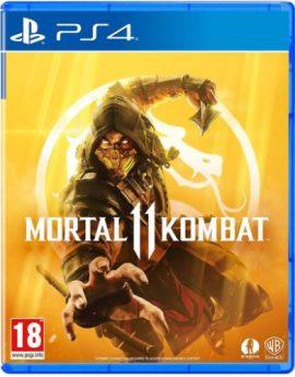 PS4 Game Mortal Kombat 11 (R2)