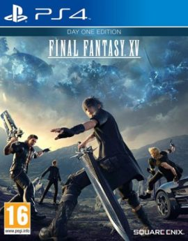 PS4 Game Final Fantasy XV Day One Edition (R2)