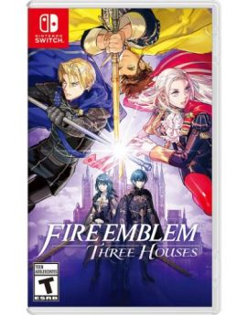 Nintendo Switch Game Fire Emblem: Three Houses (New)