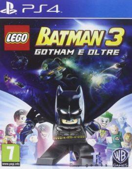 PS4 Game LEGO Batman 3: Beyond Gotham (R2)