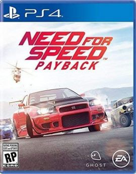 PS4 Game Need for Speed Payback (R1)