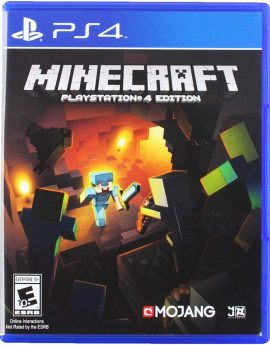 PS4 Game Minecraft PlayStation 4 Edition (R1)