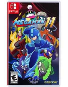 Nintendo Switch Game Mega Man 11
