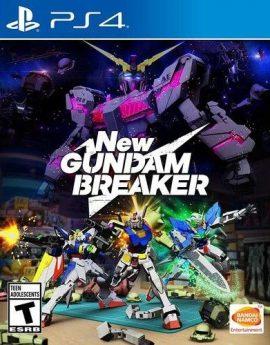 PS4 Game New Gundam Breaker (R3)