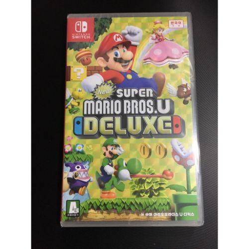 Nintendo Switch New Super Mario Bros U Deluxe Bluebird Mart