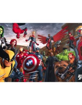 Nintendo Switch Game Marvel Ultimate Alliance 3: the Black Order