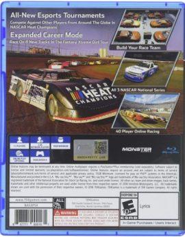 PS4 Game NASCAR Heat 3 (R1)