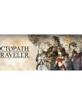 Nintendo Switch Game Octopath Traveler