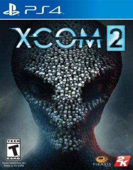 PS4 Game XCOM 2 (R1)