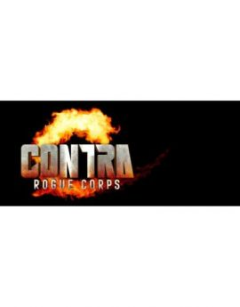 PS4 Game CONTRA Rogue Corps (R2)