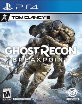 [Pre-Order] PS4 Game Tom Clancy's Ghost Recon Breakpoint (R3) – PlayStation 4 [Pre-Order]