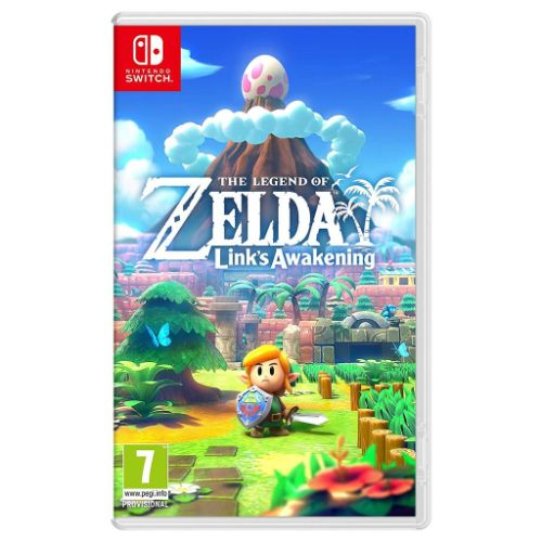 Nintendo Switch Game The Legend Of Zelda Link S Awakening Bluebird Mart