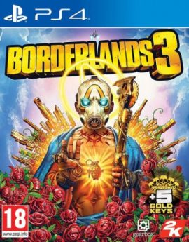 PS4 Game Borderlands 3 (R2)