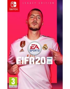 Nintendo Switch Game FIFA 20 Legacy Edition