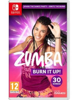 [Pre-Order] Nintendo Switch Zumba: Burn It Up! – Nintendo Switch [Pre-Order]