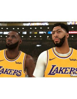 Nintendo Switch Game NBA 2K20