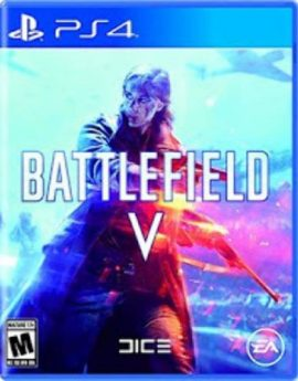 PS4 Game Battlefield V (R1)