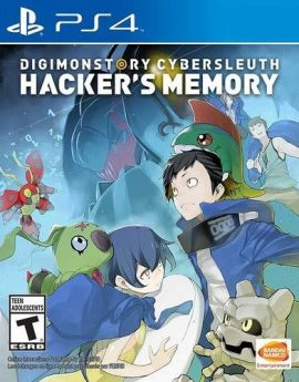 PS4 Game Digimon Story Cyber Sleuth: Hacker's Memory (R3 English)