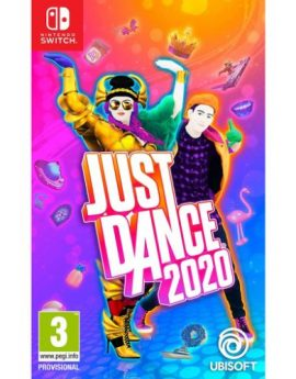 Nintendo Switch Game Just Dance 2020 *In Stock Now!