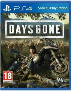 PS4 Game Days Gone (R2)