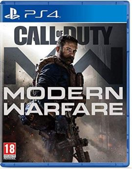 PS4 Game Call of Duty: Modern Warfare (R2)