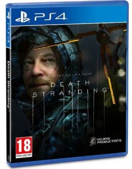 PS4 Game Death Stranding (R2)