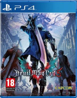 PS4 Game Devil May Cry 5 (R2)