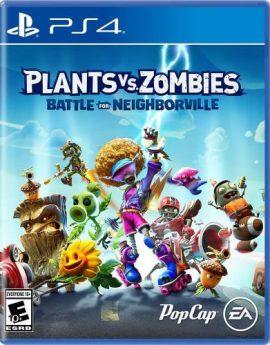 PS4 Game Plants Vs. Zombies: Battle for Neighborville (R3)