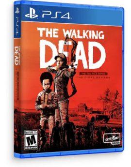 PS4 Game The Walking Dead: The Final Season Telltale Series (R1)
