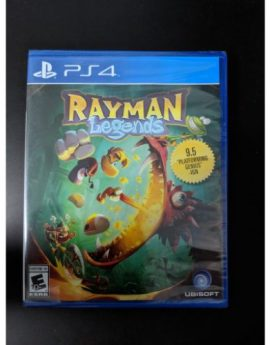 PS4 Game Rayman Legends (R1)