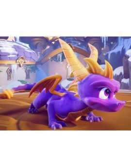 PS4 Game Spyro Reignited Trilogy (R2)
