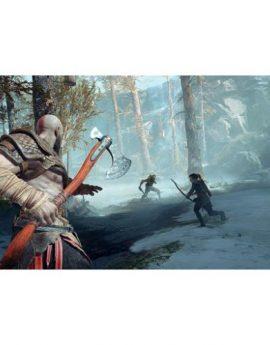 PS4 Game God of War 4 PlayStation Hits (R1)