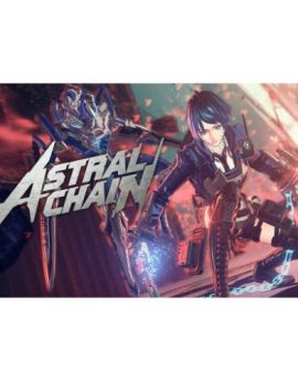 Nintendo Switch Game Astral Chain