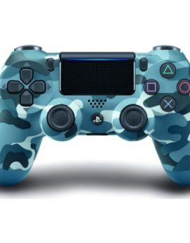 Sony PS4 DualShock 4 Wireless Controller for PlayStation 4 (Camo Blue)