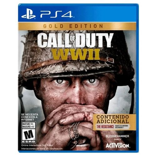 Ps4 Game Call Of Duty Wwii Gold Edition R1 Bluebird Mart