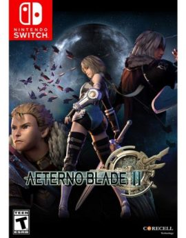 Nintendo Switch Game AeternoBlade 2