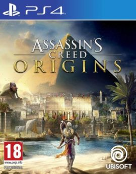 PS4 Game Assassin's Creed Origins (R2)