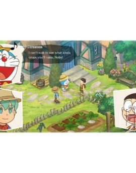 Nintendo Switch Game Doraemon Story of Seasons (English)