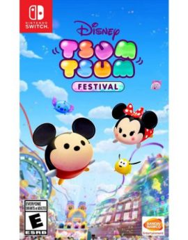 Nintendo Switch Game Disney TSUM TSUM FESTIVAL (ASI)