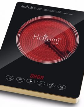 Harumi Japan Induction / Ceramic Technology Cooker