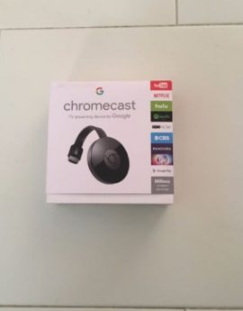 Chromecast 2 HDMI Casting Device