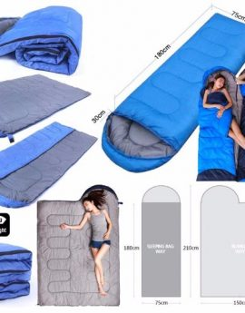 Sleeping Bag For Camping / Hiking