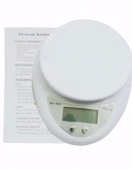 Electronic Kitchen Scale (1g~5kg)