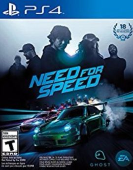 PS4 Game Need For Speed