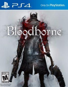PS4 Game Bloodborne