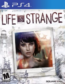 PS4 Game Life Is Strange