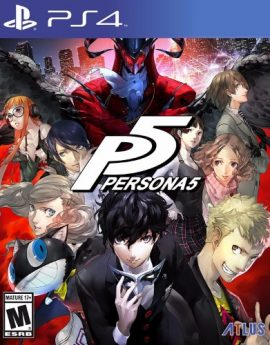 PS4 Game Persona 5