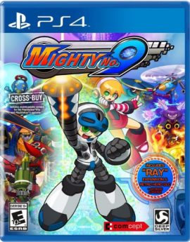 PS4 Game Mighty No. 9